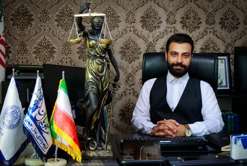 مشاوره حقوقی توسط وکیل نادری